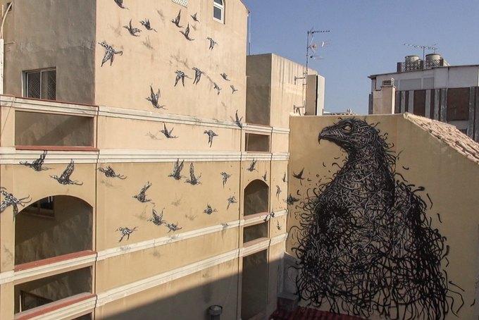 Google Street Art: Онлайн-музей граффити под открытым небом. Изображение № 27.