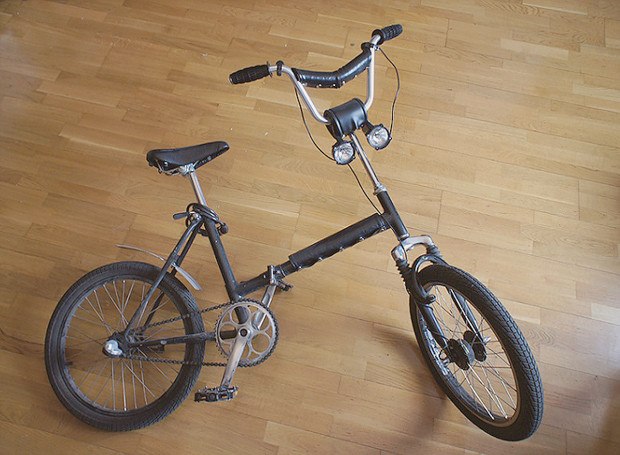 Велосложение: Путеводитель по складным велосипедам —зачем они нужны и как их найти. Изображение № 46.