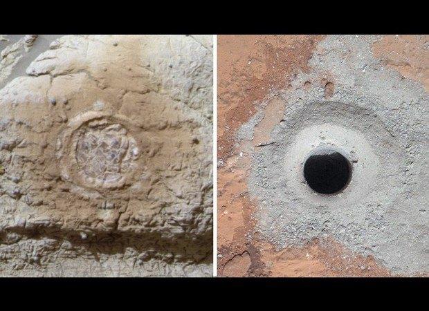Марсоход Curiosity установил, что на Красной планете в прошлом были условия для жизни. Изображение № 4.