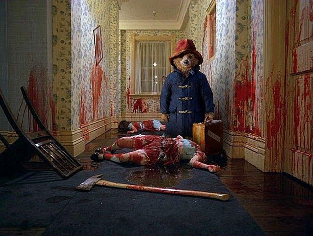 Creepy Paddington: Самый добрый медвежонок на свете в образе злодея. Изображение № 4.