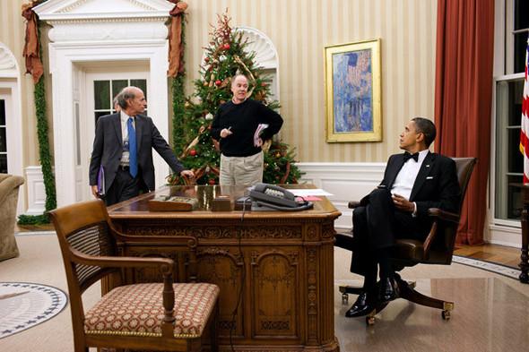 Наглядный пример: Барак Обама. Изображение № 23.