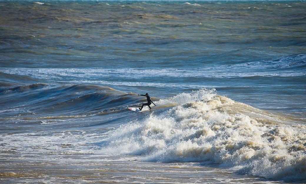 Русская Калифорния: Зачем заниматься сёрфингом в Сочи. Изображение № 1.