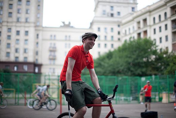 Без тормозов: Интервью с создателями сообщества Fixed Gear Moscow. Изображение № 44.