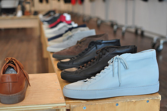 Превью новой коллекции обуви марки Common Projects. Изображение № 3.