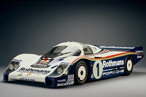 Porsche 956. Изображение № 21.
