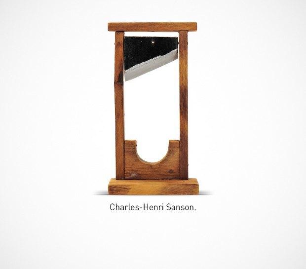 Итальянский дизайнер представил коллекцию ножей знаменитых персонажей. Изображение № 54.