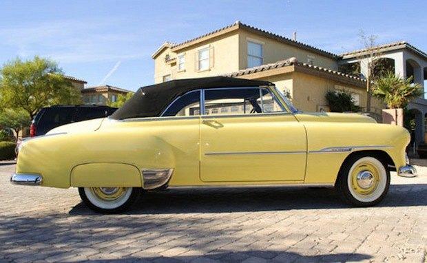 Chevrolet Styleline Стива Маккуина выставили на аукцион. Изображение № 2.