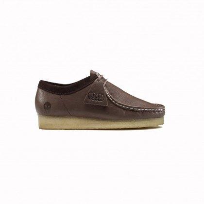 Рэпер MF Doom и марка Clarks выпустили совместную модель обуви. Изображение № 1.
