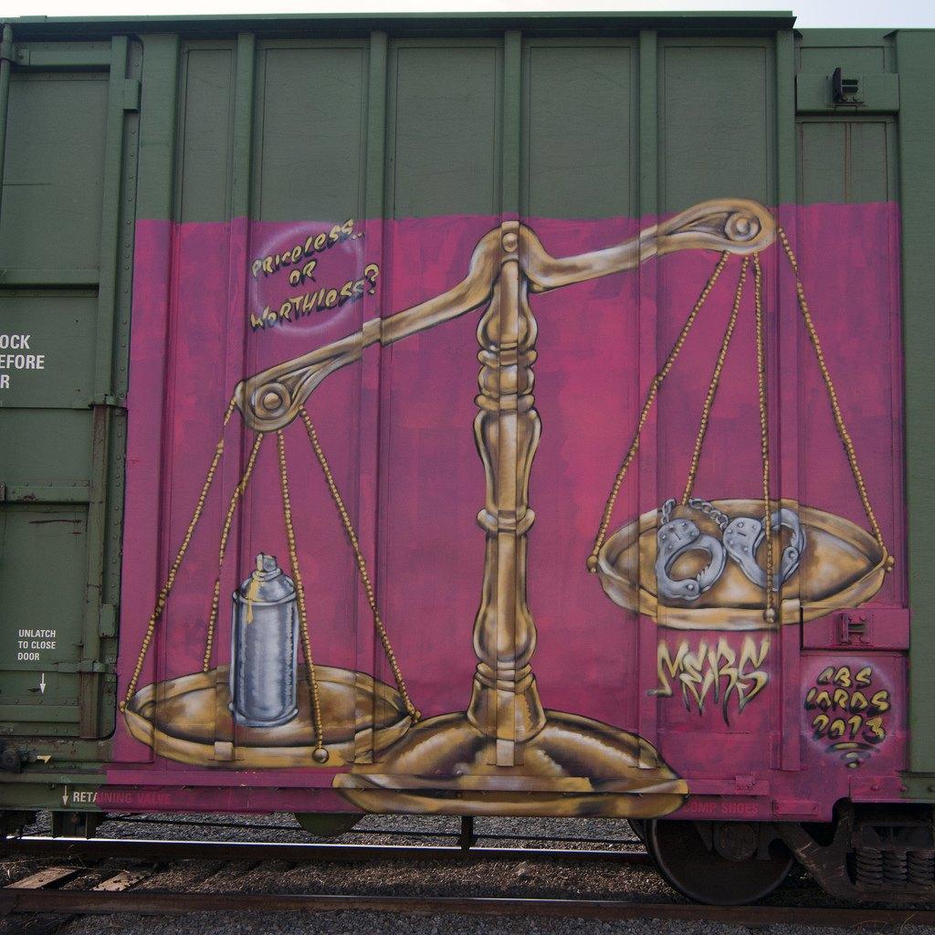 True 2 Death: Блог о разрисованных поездах из Южной Калифорнии. Изображение № 16.