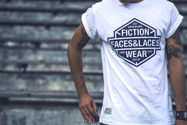Марка одежды Fiction опубликовала лукбук новой коллекции. Изображение № 5.