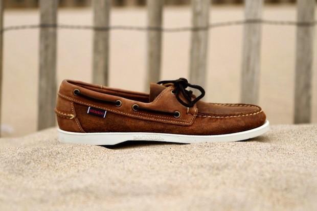 Sebago представили линейку весенней обуви. Изображение № 13.