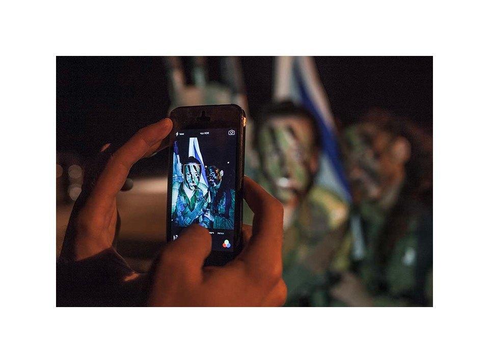 Фотопроект: Как служат женщины в армии Израиля. Изображение № 18.
