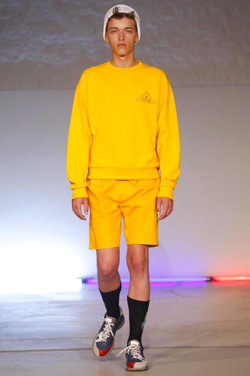Гоша Рубчинский показал новую коллекцию на Неделе моды в Париже. Изображение № 8.
