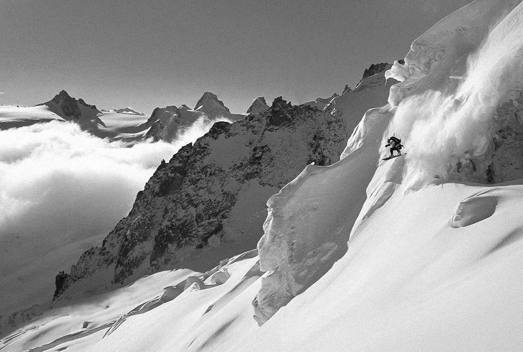 Гид по фрирайду, самому экстремальному виду сноубординга. Изображение № 8.