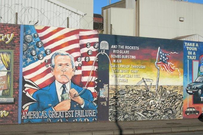 15 политических граффити из разных уголков мира. Изображение № 7.