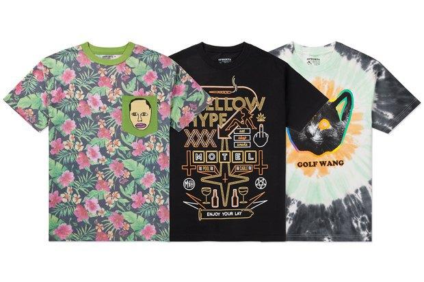 Группа Odd Future выпустила осенне-зимнюю коллекцию одежды. Изображение № 1.