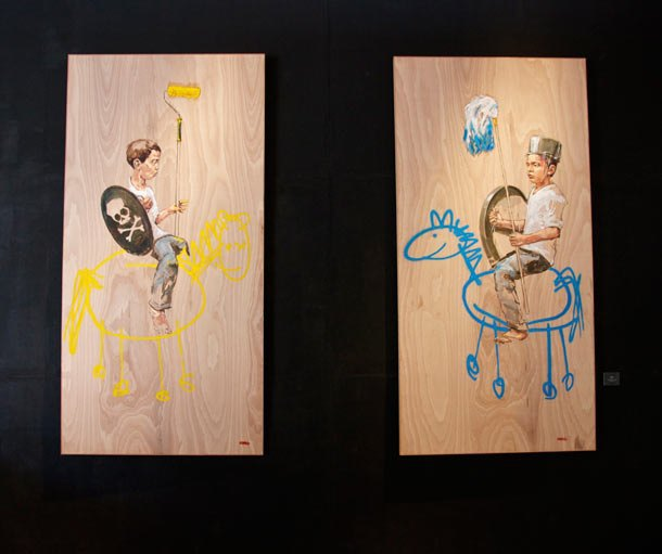 Граффити-художник из Литвы выпустил фильм об уличном искусстве в Малайзии. Изображение № 7.