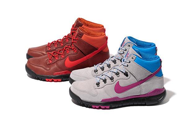 Марки Stussy и Nike представили совместную коллекцию одежды. Изображение № 12.