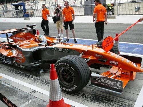 Гран-при: Трасса Monza и гонка «Формула-1». Изображение № 8.
