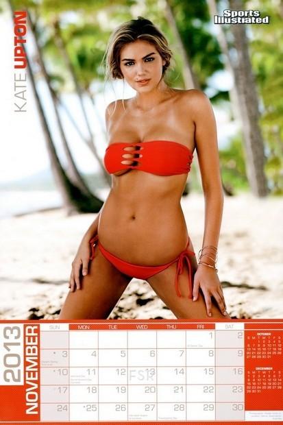 Знаменитые спортсменки эротика календарь #1