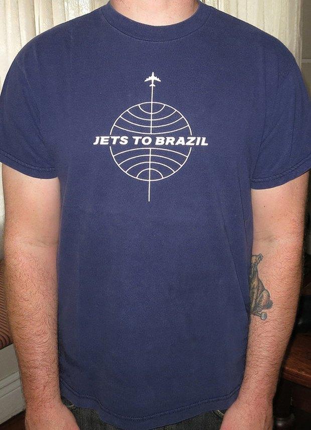Minor Thread: Тысячедневный марафон футболок с логотипами музыкантов. Изображение № 20.