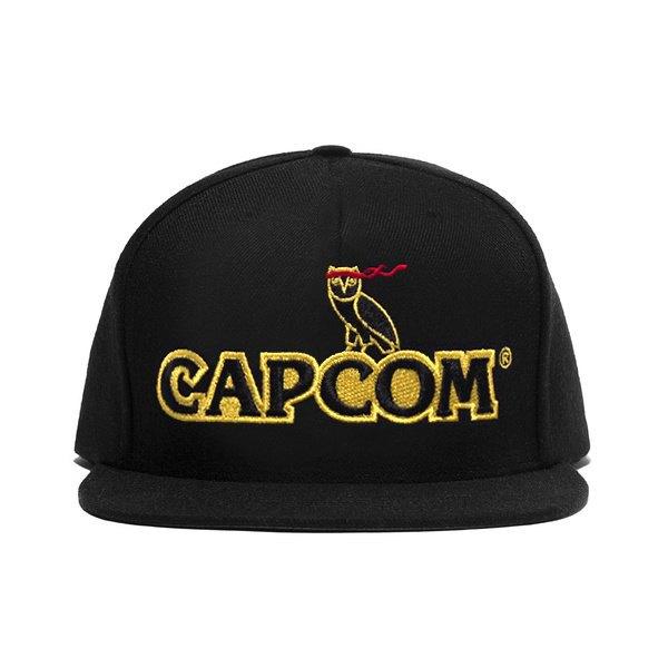 Дрейк и разработчик видеоигр Capcom выпустили коллекцию одежды. Изображение № 5.