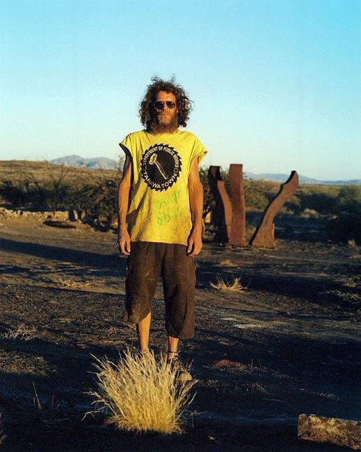 Как развлекаются посетители фестиваля Burning Man в африканской пустыне. Изображение № 30.