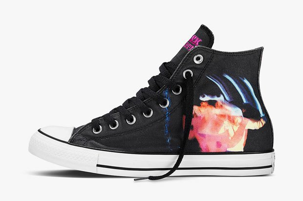 Марка Converse и группа Black Sabbath выпустили совместную коллекцию обуви. Изображение № 1.