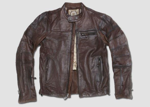 Мотоциклетная куртка мастерской Roland Sands Design. Изображение № 3.