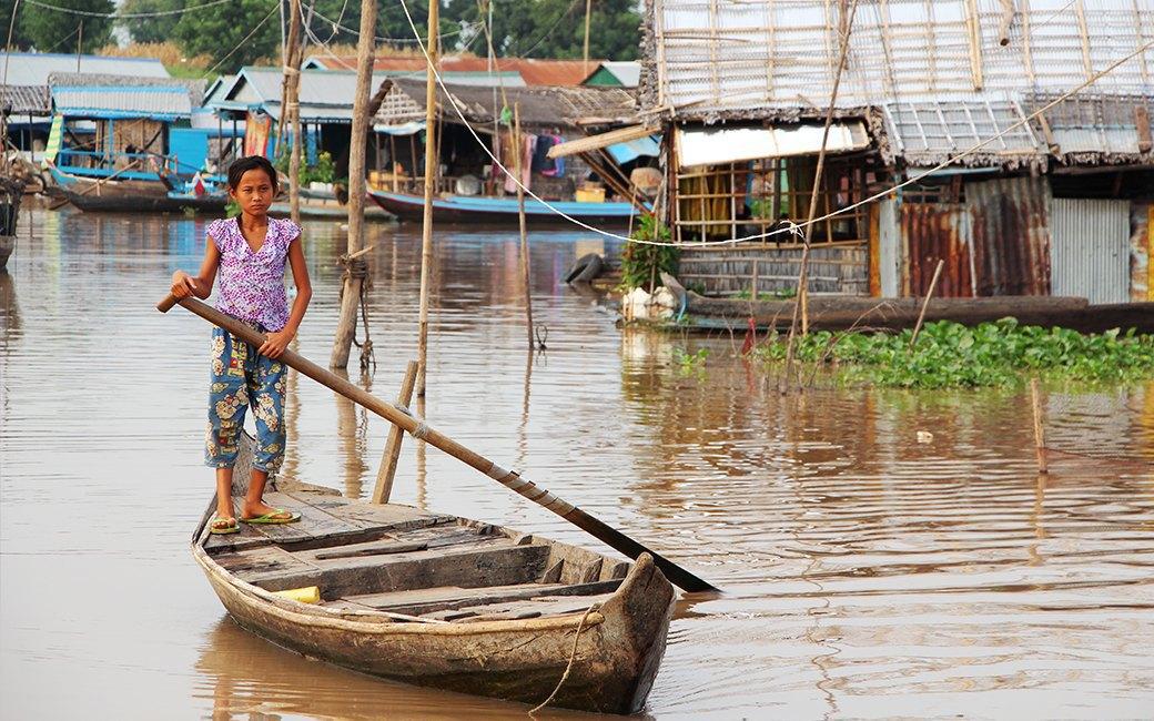 Две девушки и один мотоцикл: Путешествие по Камбодже. Изображение № 3.