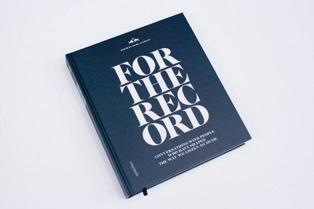 Red Bull Music Academy выпустили книгу об истории электронной музыки. Изображение № 1.