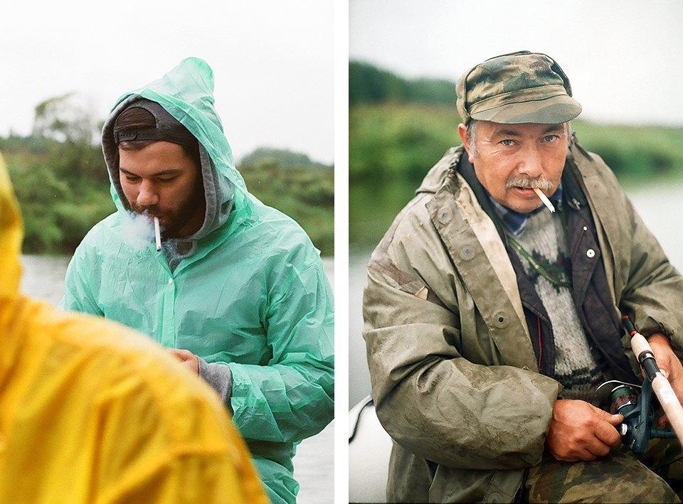 Фоторепортаж: Как редакторы FURFUR съездили на рыбалку. Изображение № 40.