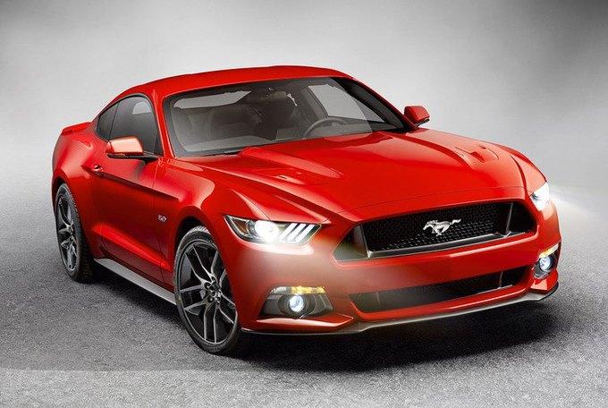 Ford представил новый Mustang шестого поколения. Изображение № 7.