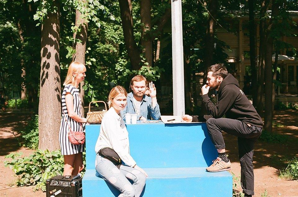 Фоторепортаж: Женский турнир по пинг-понгу в Нескучном саду. Изображение № 10.