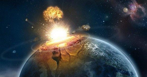 Стивен Хокинг заявил, что опыты с бозоном Хиггса уничтожат Вселенную. Изображение № 1.