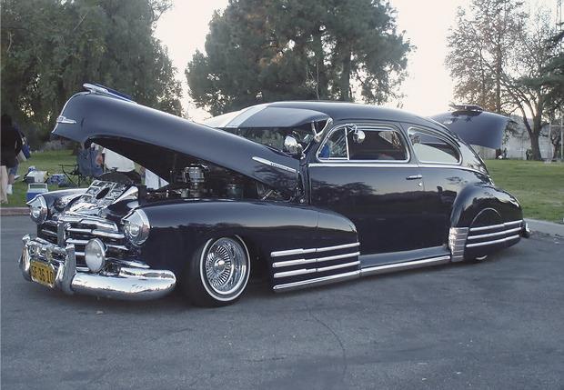 Популярными моделями были Chevrolet Fleetline и Fleetmaster.. Изображение № 4.
