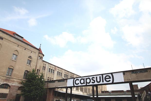 Детали: Фоторепортаж с выставок Bread & Butter, Capsule и открытия магазина Stussy в Берлине. Изображение № 1.