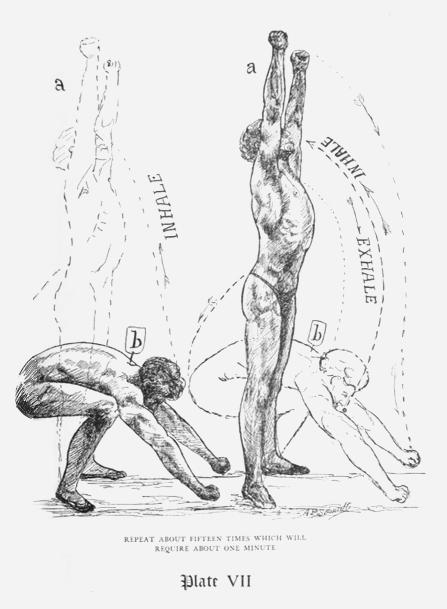 Спорт для занятых людей: Отрывок из пособия по физкультуре начала прошлого века. Изображение № 9.