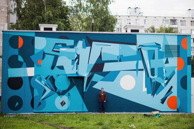 В конце февраля в Москве откроется групповая выставка The New Wave UNCUT. Изображение № 1.
