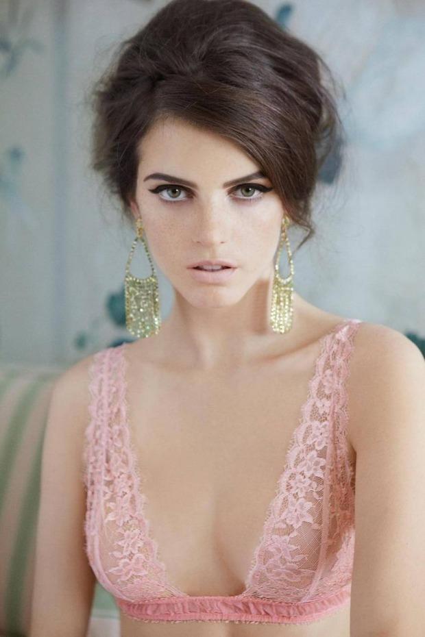 Модель Джейза Чиминаццо снялась в рекламе нижнего белья La Perla. Изображение № 5.