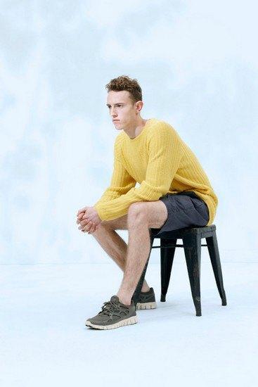 Марка Norse Projects опубликовала лукбук весенней коллекции одежды. Изображение № 3.