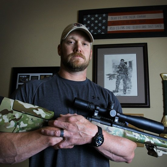 В Техасе застрелили одного из лучших снайперов Америки по кличке Дьявол. Изображение № 1.