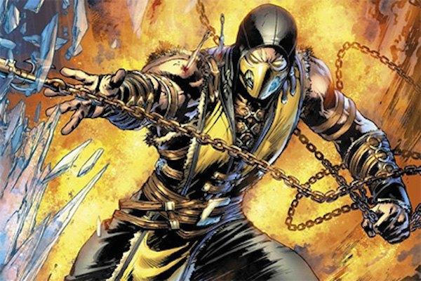 Предыстория игры Mortal Kombat X станет комиксом. Изображение № 1.