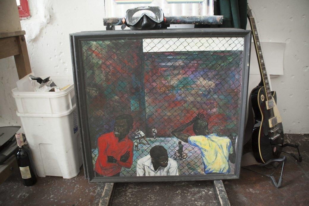Соседи: Что происходит в помещениях рядом с мастерской FURFUR. Изображение № 40.