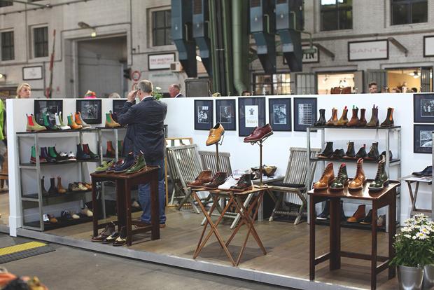 Детали: Фоторепортаж с выставок Bread & Butter, Capsule и открытия магазина Stussy в Берлине. Изображение № 51.