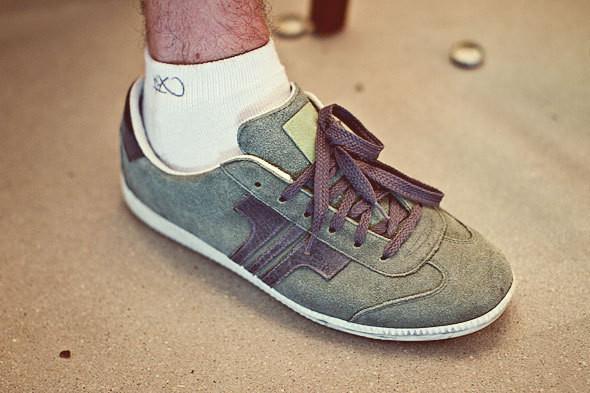 Фоторепортаж: 50 мужских кроссовок на выставке Faces & Laces. Изображение № 42.