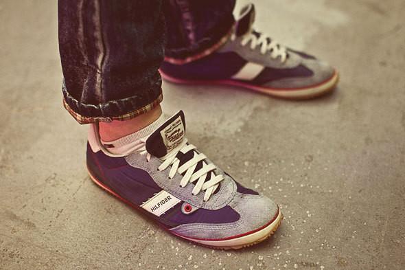 Фоторепортаж: 50 мужских кроссовок на выставке Faces & Laces. Изображение № 30.