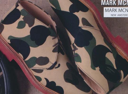 Коллекция обуви Марка МакНэйри, Sperry Top-Sider и марки Bape. Изображение № 2.