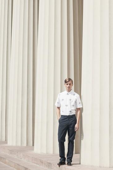 Датская марка Soulland представила весеннюю коллекцию одежды. Изображение № 10.