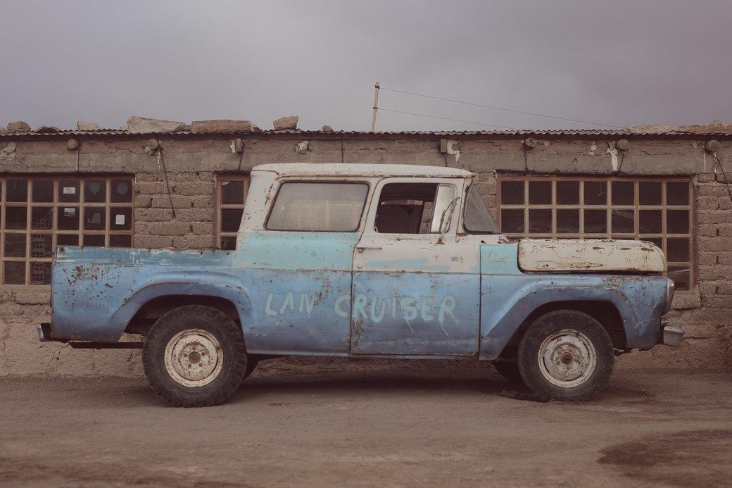 Буря в пустыне: Фоторепортаж с ралли «Дакар-2014» . Изображение № 37.